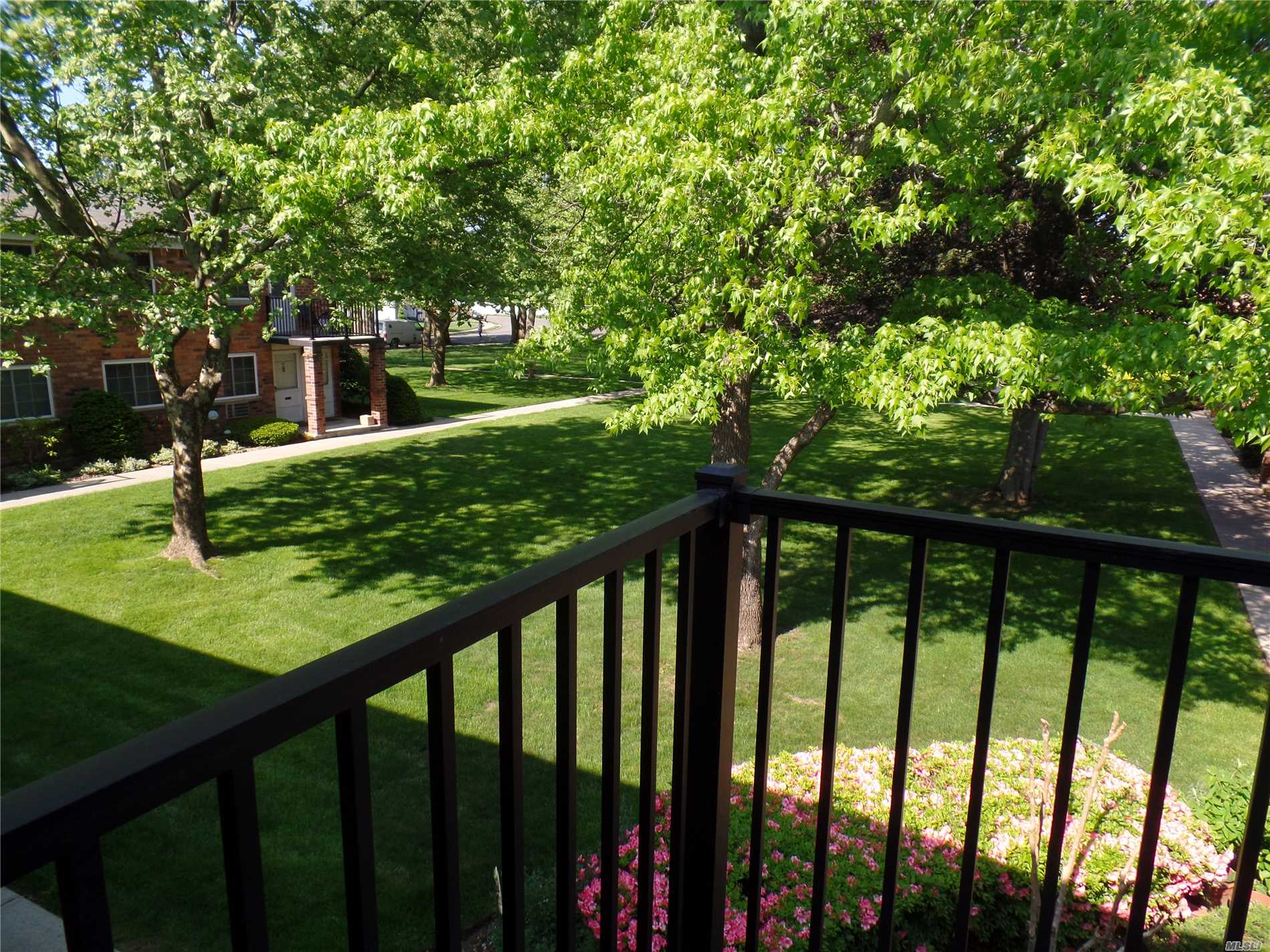 Location Is Everything!! Hhh Schools, Private Entry Into Large Sunny 2 Bedroom On Upper Floor With Balcony Overlooking The Courtyard And Grounds; Situated In A Secluded Residential Community; Hardwood Floors Beneath Carpet; Lots Of Closets; Maintenance Is Approx 60% Deductible;And Includes Taxes, Heating, Gas Cooling, Hw, Parking, And Does Not Reflect Star; Walk To Lirr, Bethpage State Park, Village Restaurants And Shopping. Near 110 Corridor And Suny Farmingdale