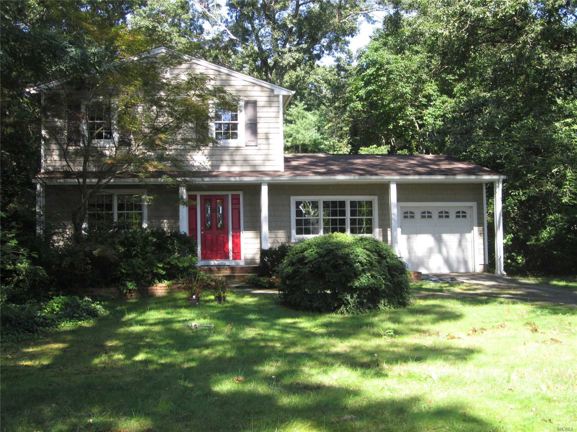 Great Opportunity To Own This Spacious 3 Bedroom, 2.5 Bathroom Colonial Home In St. James. Large Property. Home Sold As Is, Needs Tlc, Hardwood Floors, Some Updated Exterior, Master Br W.Master Bathroom, Smithtown Sd, As Is No Representations, Don't Miss This One!