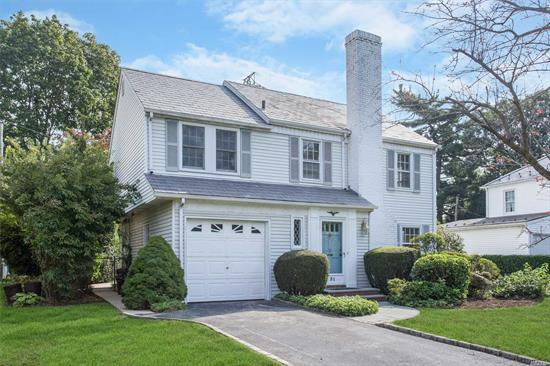 Move In To This Large 4 Bedroom Colonial That Sits Perfectly Mid-Block In The Very Charming And Sought After Mott Section Of Garden City. Close To All Your Needs For Shopping And Services. Just Minutes To Trains And Buses For Easy Commutes. This Original Mott Boasts 1870 Sq Feet Of Living Space And Sits On A 9300 Square Foot Lot. It Is Located In The Very Desirable Garden City School District #18.