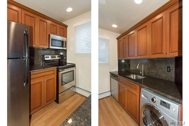 Distinguished 1&2 Br, With New Kitchen, Tuscany Style Cabinetry & New Appliances Including Microwave & Dishwasher.Heat & Hot Water Included. Ceramic Tile Baths.Terraces.Laundry Facility.Walk To Hauppauge High School.Charming, Quaint Landscape. Conv To Rte 454 & 347,  Lie & Northern State.