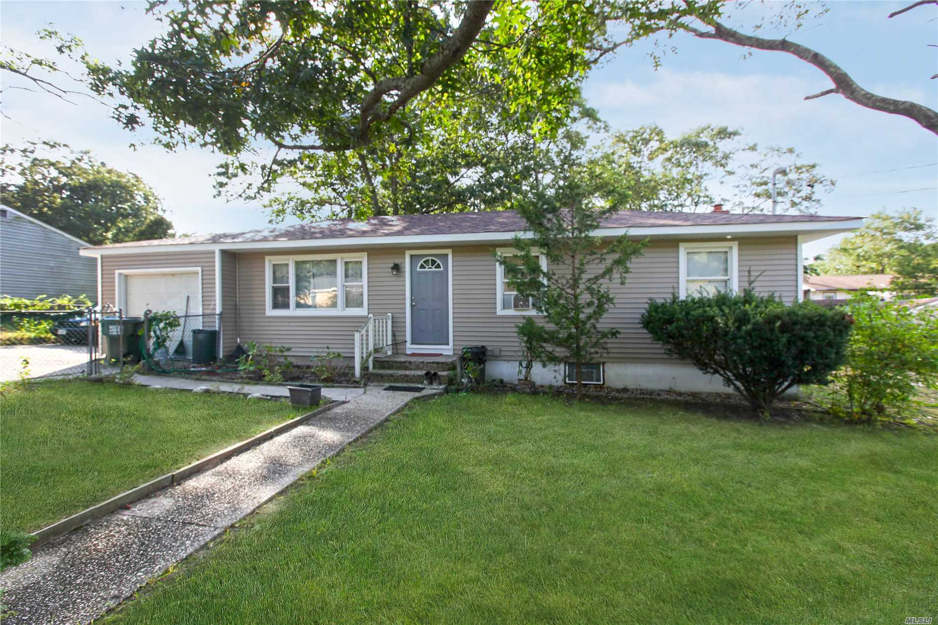 4 Bedroom Ranch With 1-1/2 Baths; Basement Is Finished And Has Additional Full Bath; Brand New Roof (Including New Plywood) And Siding