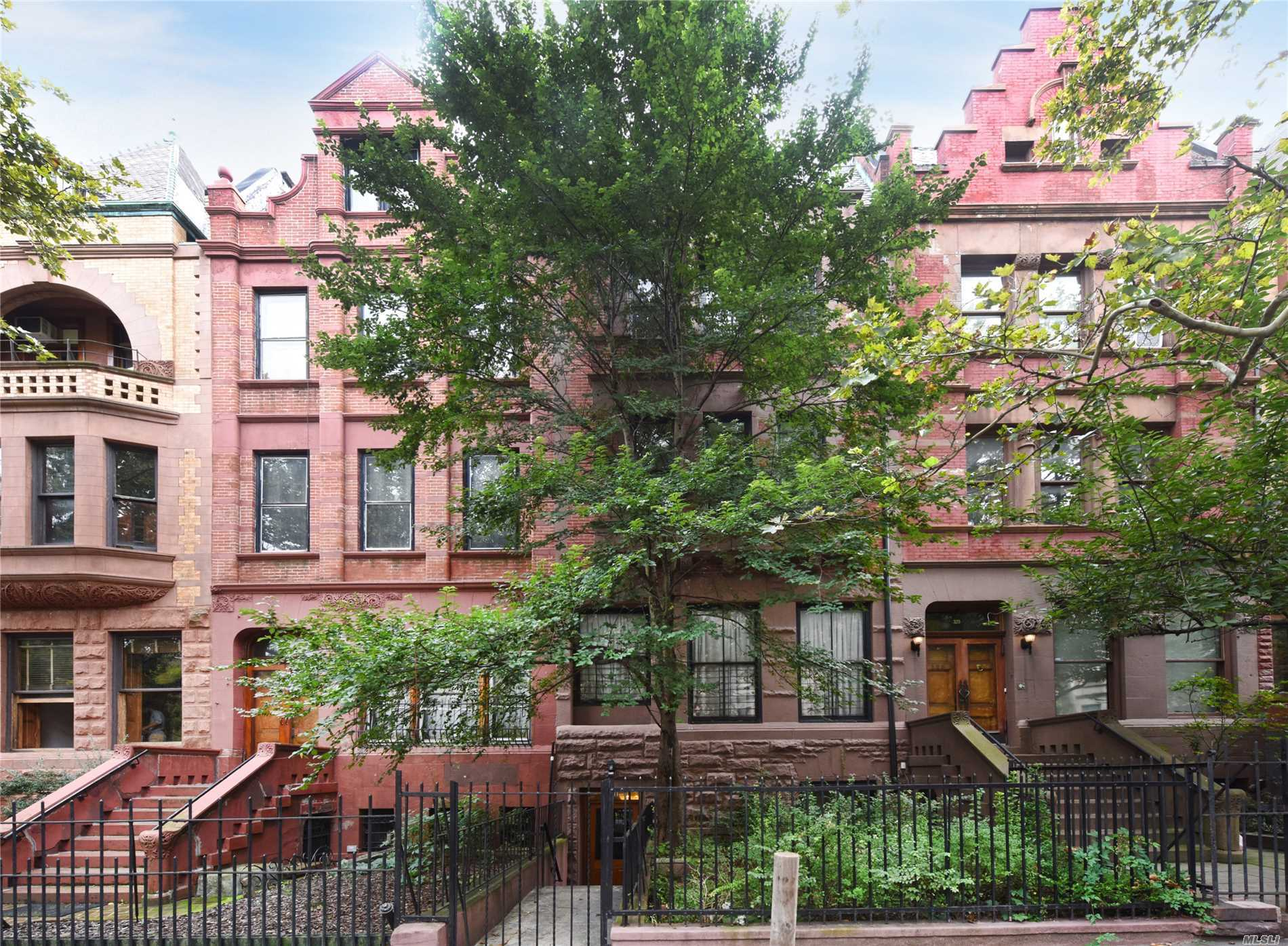 Landmark 3 Family Building With Many Updates. 2nd Floor Unit Gets $3K Per Month. Owners Occupy 1st Floor And 3rd Floor Vacant. Tenants Pay Electric. Ll Meter. Updated Heat And Roof.