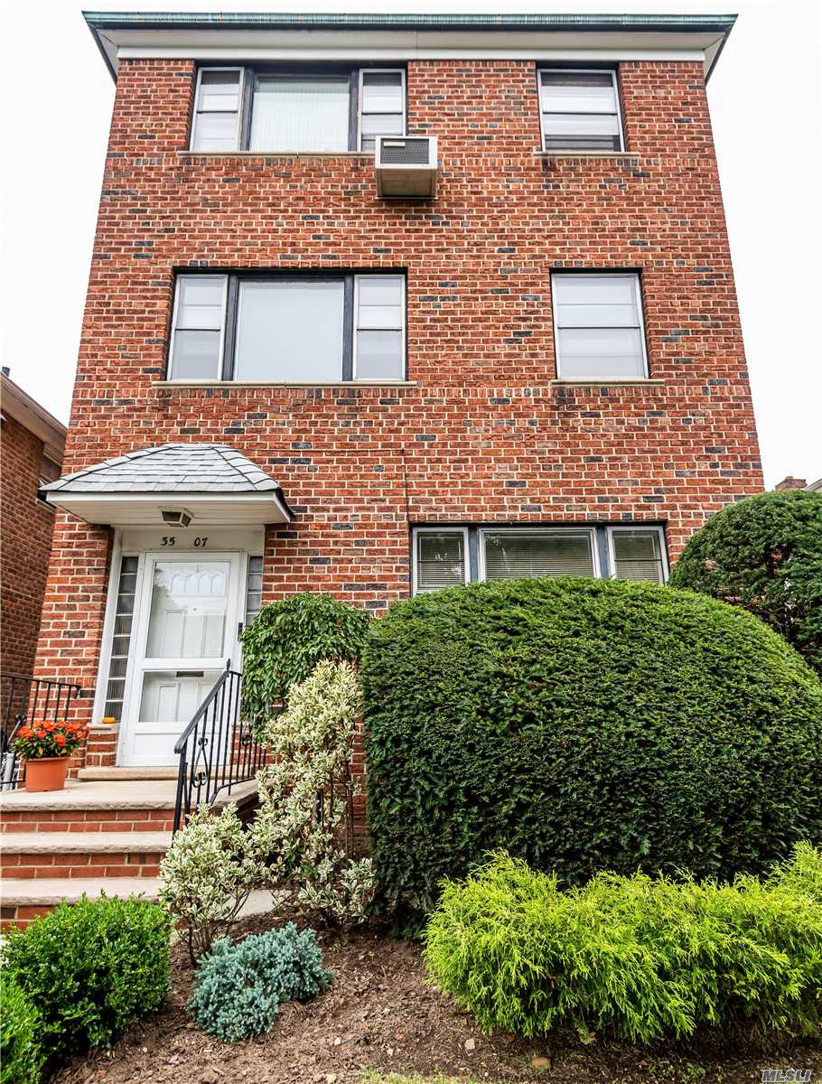 A Rare Opportunity To Own Extraordinary All Brick, Detached 3 Family Building In Prime Location Bayside. This Unique Three Family House Great For Solid Investment. This House Features 8 Bedrooms, 3.5 Bathrooms Plus High Ceiling Finished Basement With Separate Entrance. House Has Long Driveway Could Park 5 Cars Possible. House Near Schools, Shops, Transportation And Minutes' Walk To Lirr & 20 Minutes To The City, Convenient To All. Great Location, Great Opportunity For Home And Investment!!!