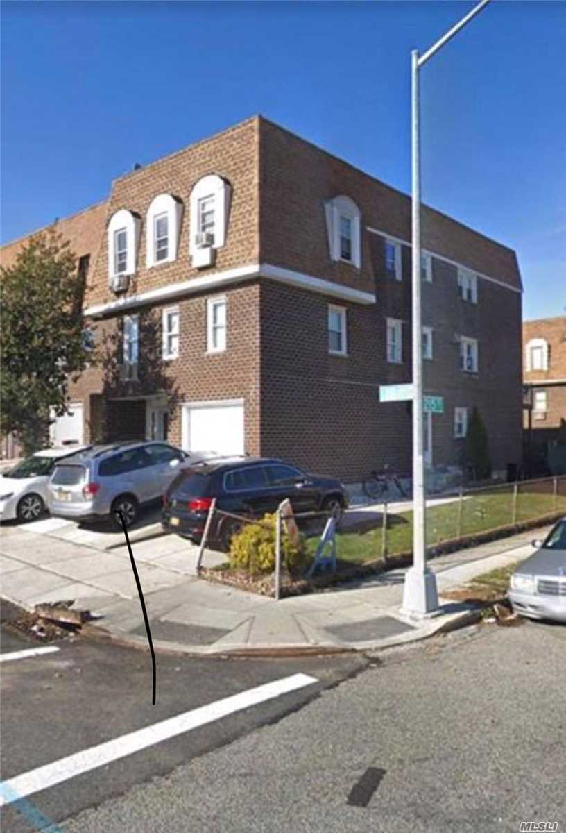 Beautiful Brick 2 Family Corner Property In Bayside South Orientation. Three Car Parking Spaces. Near Bay Terrace Shopping Center Conveniently. Located Minutes To Transportation And Super Markets. Good For Investment. Won't Last.