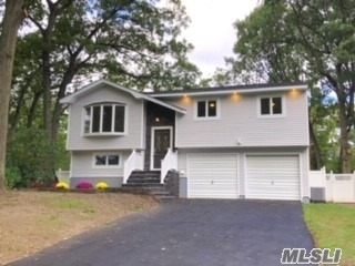 Beautifully Renovated Top To Bottom, Open Kitchen/Living/Dining Concept. Vaulted Ceilings. Granite Counter Tops, Marble Vanities, S/S Appliances. New Siding, Stone, Roof, Driveway, Paver Steps, Cac, Kit & Bth W/Jetted Tub. 200 Amp Svc, 6Ft. Pvc Fenced Private Yard, Lrge Trex Deck And Balcony. Possible Mother/Daughter Or Income Potential W/Proper Permits. Low Taxes.  Commissions Not Deemed Earned Until Title Passes. No Offer Considered Accepted Until Formal Contract Of Sale Is Fully Signed And Delivered.