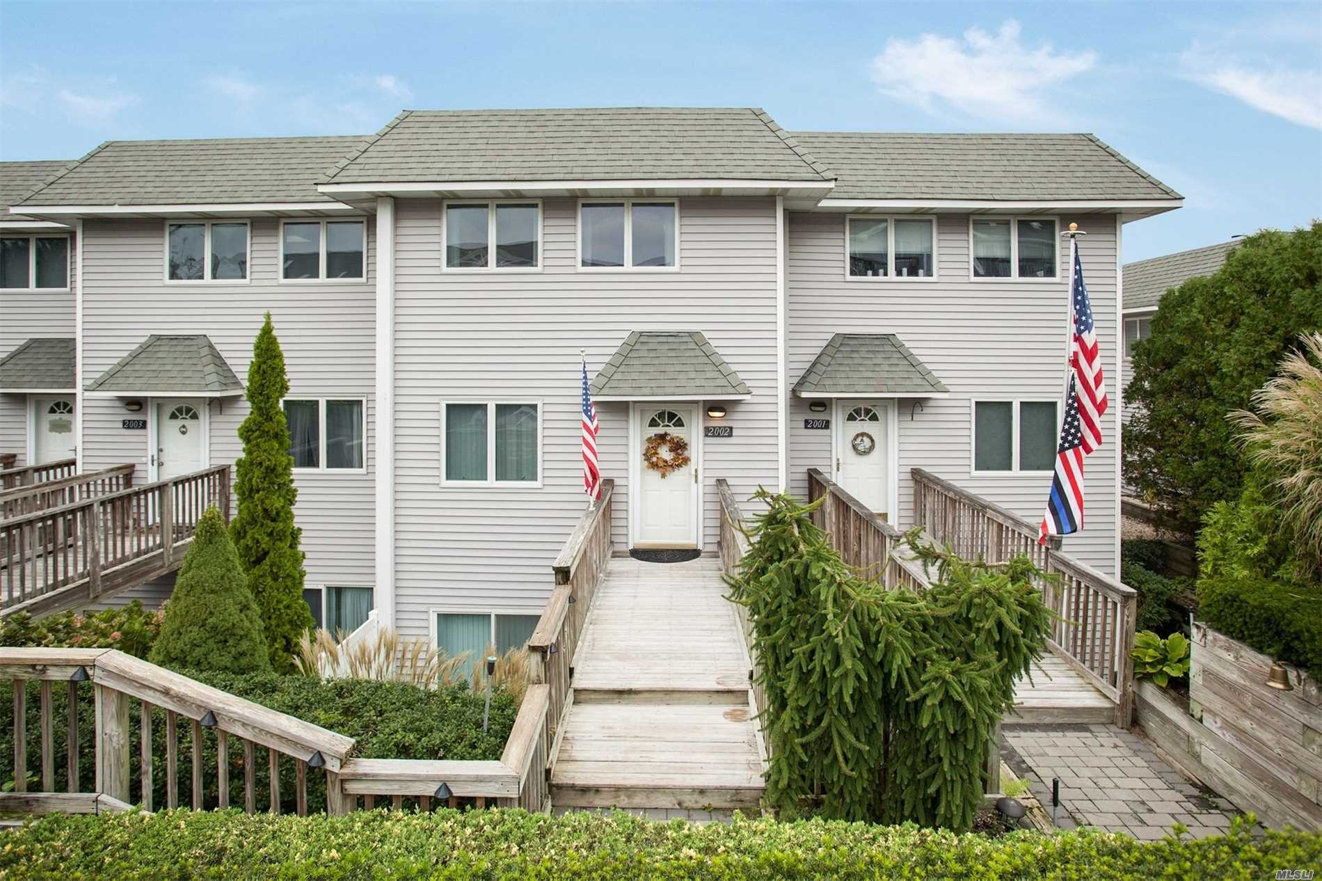 Enjoy Stunning Views Of The Long Island Sound And Connecticut From Your Own Private Balconies. This Beautiful 3 Floor, 3 Bed, 3.5 Bath Townhouse Boasts Anderson Windows, Gas Fireplace, Ample Closets And Storage, 1.5 Car Garage, Along With Many Amenities. Amenities Include Pool, Tennis Courts, Clubhouse And Private Beach!  Convenient To All North Fork Wineries, Farm Stands And Shopping.