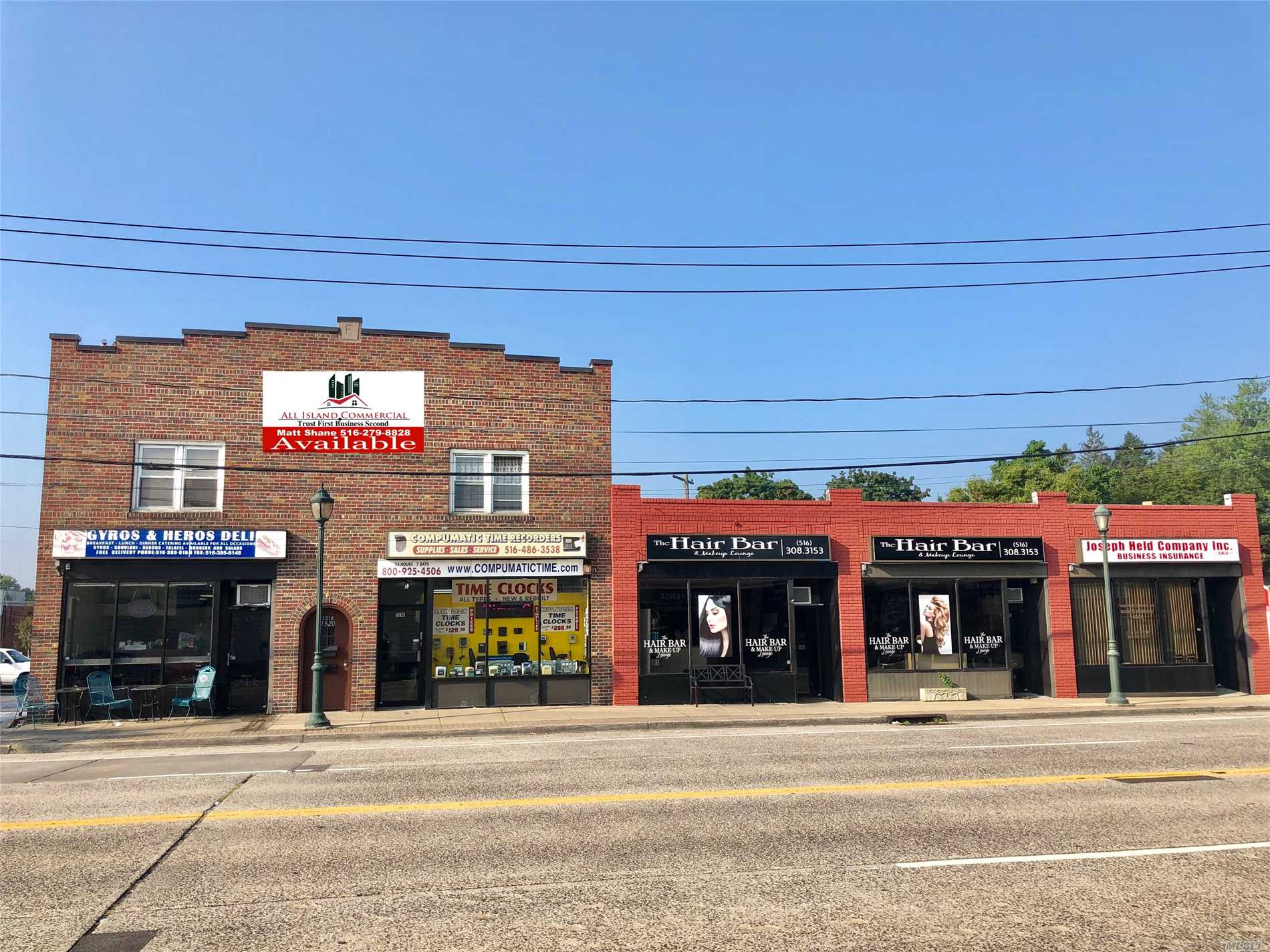 Beautiful 100% Occupied 8 Unit Mixed Use Retail Strip Center For Sale, Asking Only $1, 150, 000 For This Corner Property Located On The Corner Of Busy Intersection - Newbridge & Bellmore Ave. This Property Features Great Tenants, Solid Leases, A Large Private Parking Lot, Excellent Signage, +++!!!