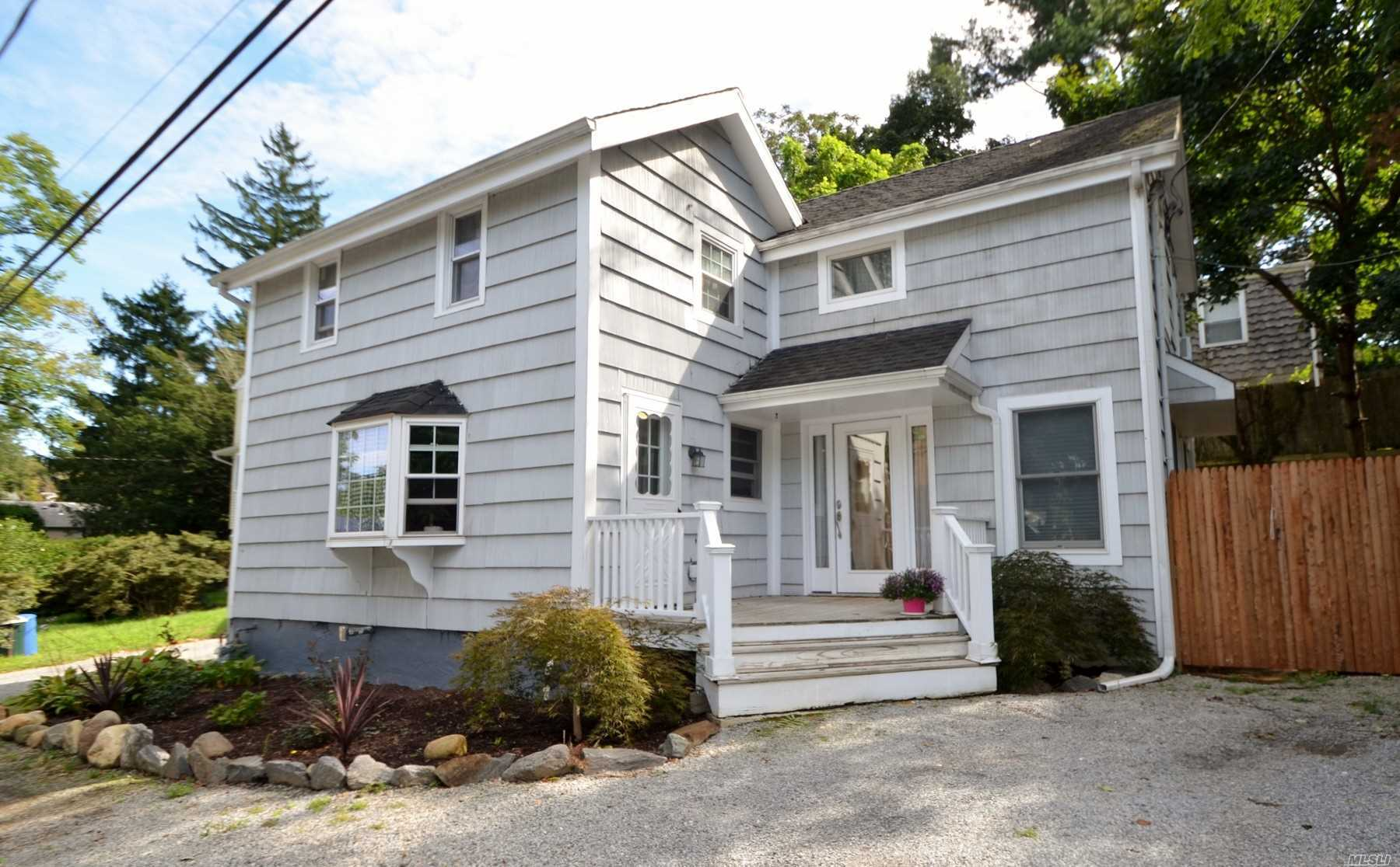 Charming Colonial On Quiet Cul-De-Sac! Eik, Fdr With French Doors To Lr, Sliding Doors To Deck & Yard, Full Bath. 2nd Floor; 3 Bdrms & Full Bath. Full Unfinished Basement W/Washer/Dryer, & Utilities. New Roof 2004, Anderson Windows, New Appliances. Award Winning North Shore Schools! Close To Beach. A Must See!!