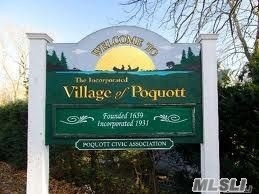Village Of Poquott Loaded With Amenities: 2 Beaches, Harbor Front Park, Kayaking Plus So Much More!! Close To Port Jefferson Village/Ferry, Fine Dining, Roadways & Lirr!! Cottage Loaded With Possiblities!! Hardwood Floors Throughout, Enclosed Front Porch & Side Porch, Situated On .60 Acre. Taxes With Star Approx. $4053.89 With Village Taxes Of $551.30