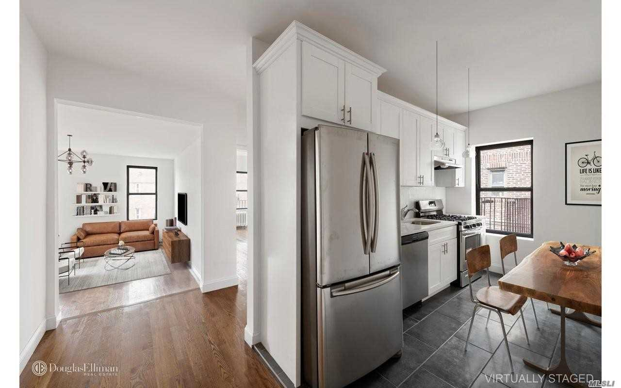 The Sunnyside Bliss Condominium Was Built In 1931 And Recently Gut-Renovated With Beautiful Modern Finishes. All Apartments Contain Prewar Details Including Hardwood Floors, High Ceilings, And Completely Redesigned Kitchens. Laundry Room In The Building. Just Steps Away From The Bliss Street Station On The #7 Subway Line In Addition To The Q32 And Q60 Buses Into Manhattan. All Of Sunnyside's Best Cafes, Bars, Restaurants And Amenities Are Nearby.