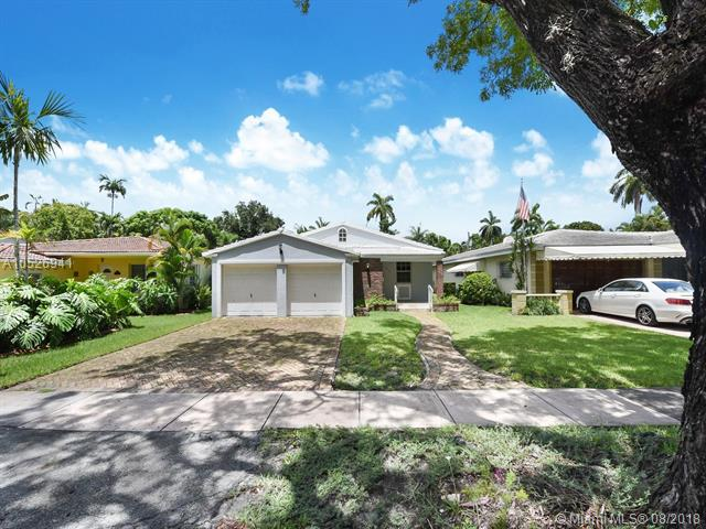 Well Maintained Coral Gables Gem In The Heart Of Coral Gables. Step Outside To Prestigious Sorolla Avenue And Walk Less Than Three Blocks To The Granada Golf Course For An Afternoon Stroll Or A Quick 9.<Br />Large 3/2.5 Plus A Den/Family Room And Two Car Garage. Laundry Room In Main Home. Large Master Suite With Walk-In Closet And Additional Closet. Large Lot With Plenty Of Room To Expand And/Or Add Pool. New Tile Roof Installed In 2017. Chicago Brick Driveway. Make This Home Yours By Adding Your Personal Touch To The Kitchen And Bathrooms. Deep Lot Provides All The Space You Will Need For Anything The Future May Bring.
