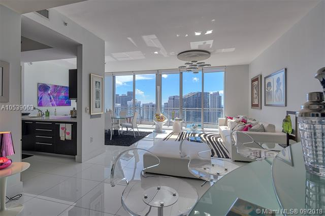 Special Opportunity To Own Prestigious 3 Story Penthouse At The Ivy Riverfront. The Ivy Is Located In The Desirable Riverfront Gated Community In-Between Brickell And Downtown Miami. The First Floor Features Living, Dining And Kitchen And 2Nd Floor Has Two Bedrooms + Den. The Third Floor Features A Private Rooftop Terrace With Jacuzzi And Beautiful Skyline Views. Spacious Floor Plan Ideal For Entertaining. Lowest Priced High-Rise Penthouse With Private Rooftop Residence In Brickell And Downtown Miami. Walk To Brickell City Center Which Features Various Restaurants, Shopping And Movies. Don'T Miss This Opportunity!