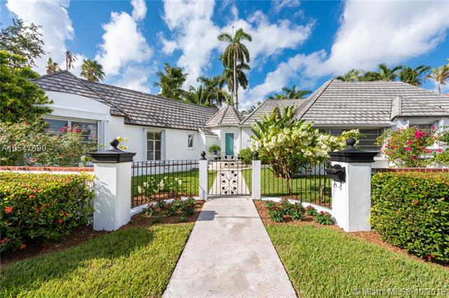 Great Opportunity To Make This Charming 4 Bd 3 Ba Home On Desirable Sunset Island Iv Your Own. With 1, 996 Sq Ft, This Property Is Situated On A Lush Lot In Close Proximity To The Shops, Restaurants And Fitness Studios Of Sunset Harbour. Features Include Studio With Kitchenette, Bright Foyer Entry, Florida Room And Hardwood Floors. One Of The Lowest Priced Homes On The Sunset Islands!