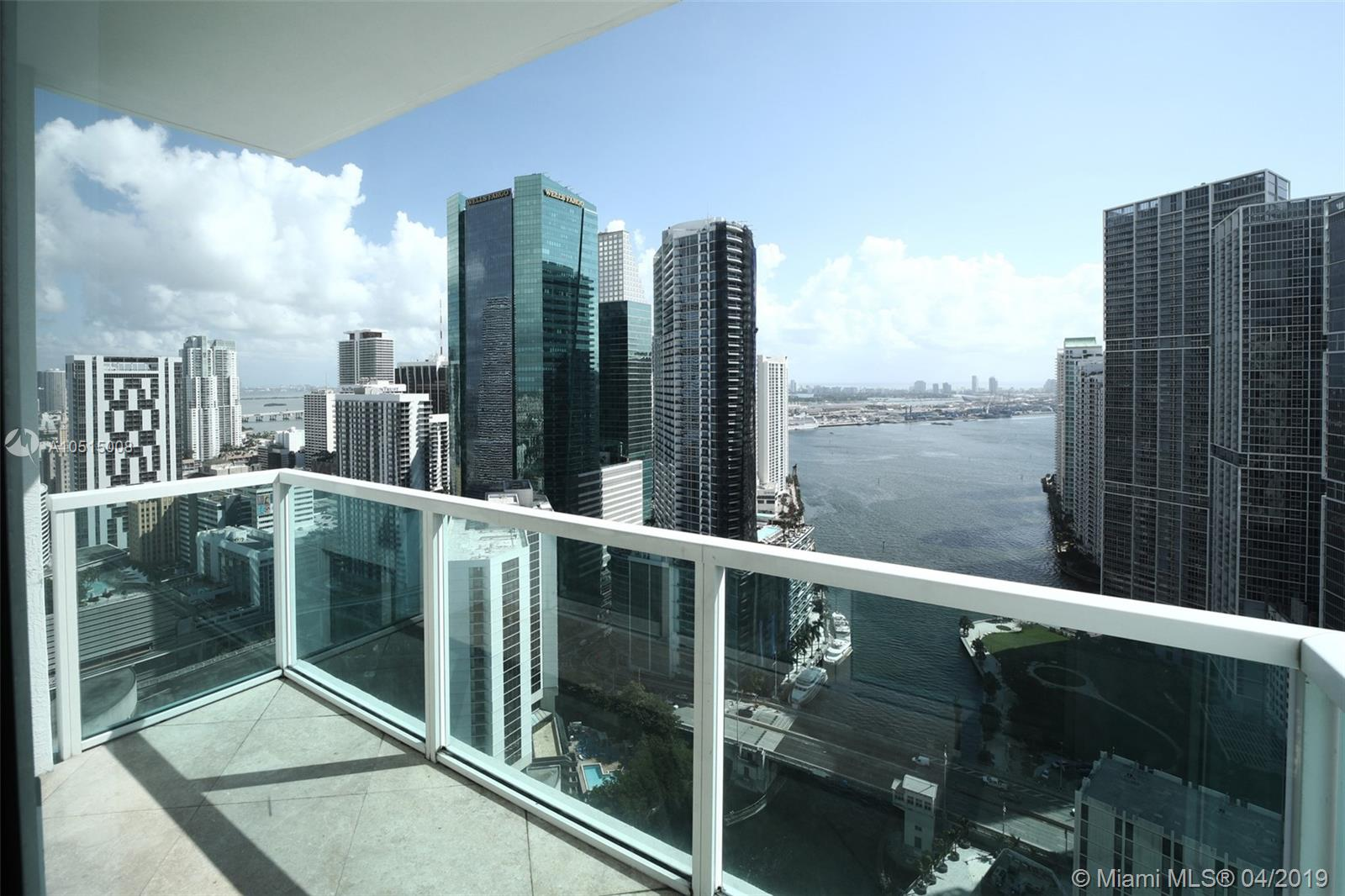 Gorgeous 3 Bedroom High Rise Corner Unit On Brickell On The River North. <Br />Fantastic Water & City Views!!!<Br />Incredible Location Next To Brickell City Centre & Metromover. <Br />Pet-Friendly<Br />Motivated Seller!!!