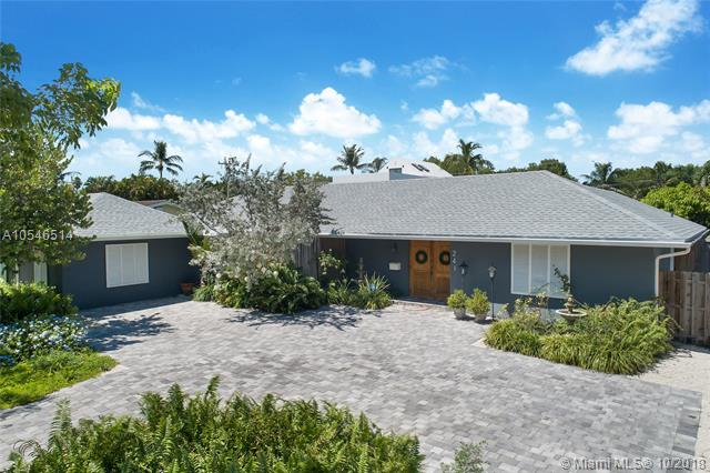 Live The Key-Lifestyle In The Southern Most Serene Neighborhood Of Cape Florida! This Home, Located On Island Drive(One Of The Highest Streets On The Key), With Over-Sized 12, 000 Sq Ft Lot Has 4 Bedrooms 3 Baths, New Roof, Remodeled Kitchen With S/S Appliances. Open Floor Plan Allows Lots Of Natural Light To Flow Through. Split Floor Plan With Two Master Suites. Walking Distance To Beach & Cape Florida State Park. Key Biscayne Offers Great Schools Tennis & Golf. Beach Club Membership Of Approximately $600.00 P/Yr.