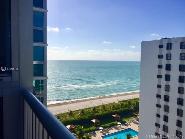 Best Line In The Building. From This Beautiful And Spacious 1-1 Plus Den Enjoy City And Ocean Views!! Breathtaking Colorful Sunsets Behind The City Landscape And Awakening Bright Sunrises From The Ocean. Recently Remodeled With Impact Windows . This 1, 122 Sqft Unit Is In Pristine Shape And Ready For You To Enjoy Miami Beach Lifestyle By The Ocean . 5 Min From Lincoln Rd, New Convention Center And New World Symphony .