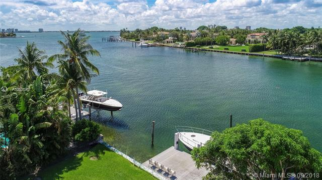 First Time On The Market! A Large, 6, 954-Sf Home Situated On A Double Waterfront Lot With 19, 750-Sf Of Land And 100 Feet Of Waterfront Overlooking The Serene Water And The Lush Indian Creek Village. This Is The Perfect Renovation Project! Situated On The Large Lot Is A 1957 Home With 4 Bedrooms And 4.5 Baths, Including A Huge Master Suite With An Office, Large Living Room With An Entertainment Bar, And A Kitchen With A Family Room. The Property Has A 2-Car Garage, A Circular Driveway, A New Pool With A Spa, And A Large Dock. Renovate The Existing Home Or Build Your New Home On This Premier Lot On Biscaya Drive In Surfside, And Nearby The Bal Harbour Shops.