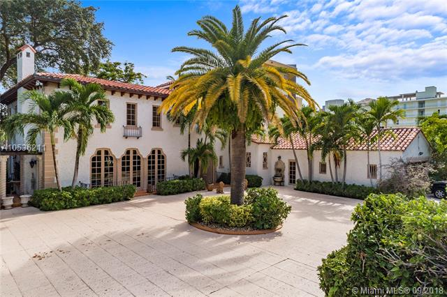 Step Into This Mediterranean Style Dream Home With 5, 720 Sq Ft Of Living & 16, 976 Sq Ft Lot Sitting Directly On The New River. Walled In, Gated Courtyard Leads You To This Two Story Residence Featuring 4 Bd, 4.5 Ba Dark Wood Beams Adding That Old World Charm, Massive French Windows And Doors Throughout The Entire Estate With Breathtaking Views Of The River. Handmade Cuban Tile Floors, Miami-Dade Pine, Slate & Mexican Tile Throughout. Volume Ceilings With 14 Feet Ceiling Height On The First Floor, Winding Staircase, & A Grand Chef+Ógé¼Gäós Kitchen. Hurricane Shutters For Every Single Window And Door. 45Kw Full House Generator With Piped In Gas From The City Street. 130 Feet On The New River. Less Than A Minute Walk To The Renowned Las Olas Blvd. Only A Few Blocks Away From Fort Lauderdale Beach.