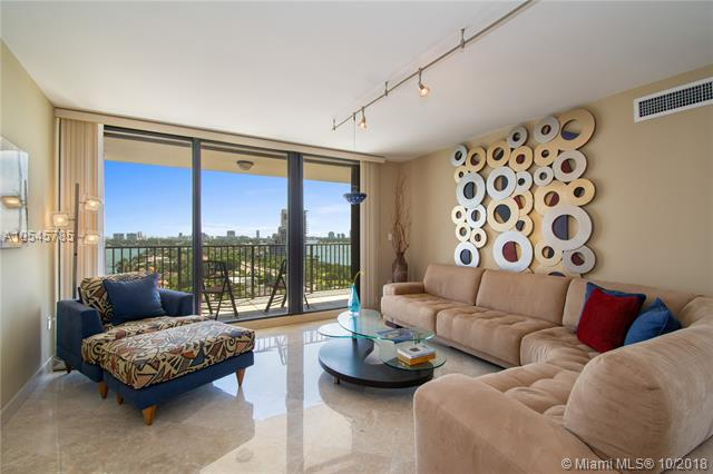 Sensational, Private, And Fully Renovated Residence. Direct Water Views Of Bay, And Intracoastal From Every Room. South Beach, Cruise Ship Terminal, And Downtown Miami Views As Your Background Of Water Views.  Marble Floors. Eat-In Kitchen With Formal Dining Room. Steam Shower.  Private Entry To Wrap Around Terrace From Every Room Too. Modern Mounted Lighting. Bosch And Electrolux Kitchen Appliances. Pool, Gym And An Abundance Of Green Space For Relaxation. Building Is Gated With Guard And Located On A Quiet Residential Street On The Venetian Islands. The Venetian Isle Condominium Is Located At 801 North Venetian Drive Right On The Biscayne Bay . Walking Distance To South Beach, Near Downtown Miami, The Performing Arts Center, The American Airlines Arena And Edgewater.