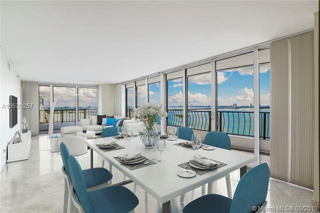 Views, Views And More Views... Boater+Ógé¼Gäós Paradise!!! Centrally Located. Enjoy Direct Panoramic Views Of Biscayne Bay & Miami+Ógé¼Gäós Skyline From This Spectacular 32Nd Floor Corner-Unit | 2Beds / 2Baths, 1, 160Sf | Large Master Bedroom & Bathroom W/ Walk-In Closet. Floor To Ceiling Windows With Breathtaking Views. Wrap Around Balcony. 2 Covered Side By Side Parking Spaces. Amenities Include Pool, Gym, Restaurant & Bar, Valet Parking... *Own The Best Views Of Biscayne Bay & Miami For Less Than $500K* Boat Slips Available At Sea Isle Marina & Yachting Center Located Behind The Building. Walk To Margaret Pace Park, Adrienne Arsht Center, American Airlines Arena, Perez Art Museum, Frost Science Museum, Bayfront Park. Minutes Drive From Wynwood, Design District, Midtown, Brickell And Miami Beach