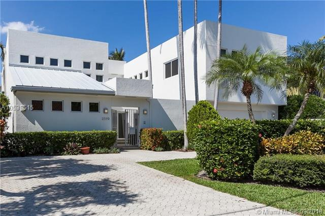 Seven Isles Offers One Of Fort Lauderdale'S Most Desirable Neighborhoods In A 24 Hour Secured Patrolled Island. Stunning Views From The Walls Of Glass Of The Pool And Canal Upon Entering The Home. This Two Story Contemporary Residence Totals Over 5600 Square Feet With 5 Bedrooms 5.5 Full Baths. Spectacular Gourmet Kitchen, Back Up Generator System, Salt System Pool, Impact Glass And Doors, Huge Private Master Suite With Sitting Area And Deck. All Bedrooms Are Over Sized.