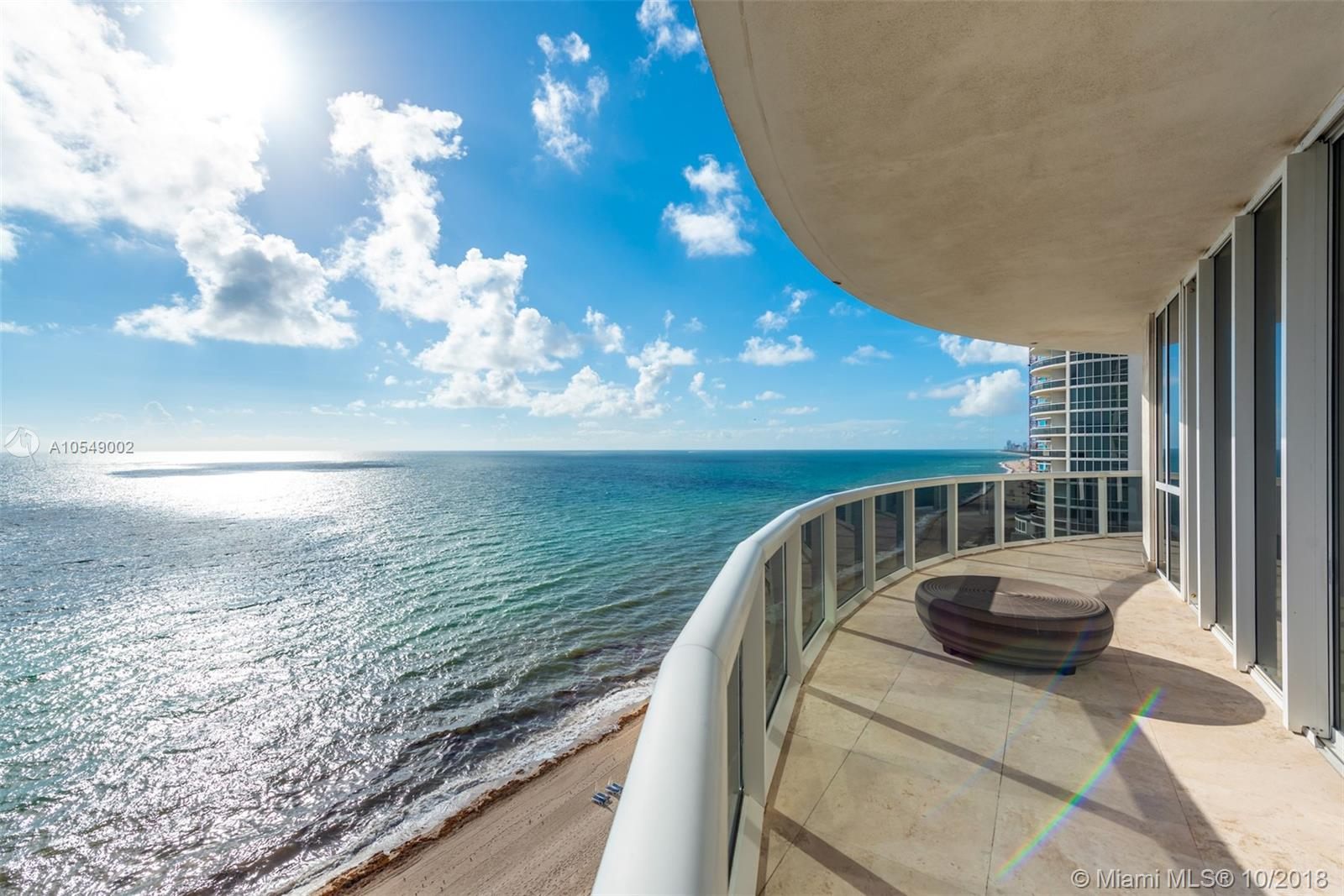 Enjoy Direct Ocean Views And The Best Open Layout At The Trump Tower One Sunny Isles, In This Stunning East Facing Beachfront Residence. Take In Breathtaking Ocean Views From Your Master Bedroom, Floor-To-Ceiling Windows Throughout And An Expansive Terrace Overlooking The Ocean. Features Include Luxurious Upgrades, A Private Foyer Entrance, Marble Floors, A Gourmet Chef+Ógé¼Gäós Kitchen With Top-Of-The-Line Appliances, A Tandem Parking Space, Dedicated Laundry Room, Built Out Closets And Blackout Blinds In The Bedrooms. The Trump Tower Sunny Isles Offers Five Star Resort Style Amenities Including A Restaurant, Fitness Center, Pool, Clubhouse, Valet, 24-Hour Security, Concierge And Beach Access.