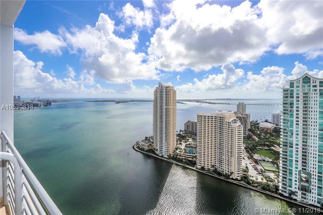 Beautiful 2Bdrms 2Bths Corner Unit With Direct Views Of Biscayne Bay, Miami River, And Brickell Skyline. Enjoy High Rise Living With Italian Kitchen Cabinets, Stainless Steel Appliances, And Granite Countertops. Marble Countertop Bath And Laminate Floors Throughout. Can Be Sold As Turnkey Including Furniture As Well. Condo Includes 2 Swimming Pools, Jacuzzi, Sauna, Sun Deck, 2 Fitness Centers, 2 Lounge Rooms, Conference Room, And 24 Hrs. Valet, Security, And Concierge. Located In The Heart Of Miami And Walking Distance To Miami Arena, Bayside, Performance Center, Brickell City Centre, And Minutes Drive To South Beach, Key Biscayne, Wynwood, And Airport.