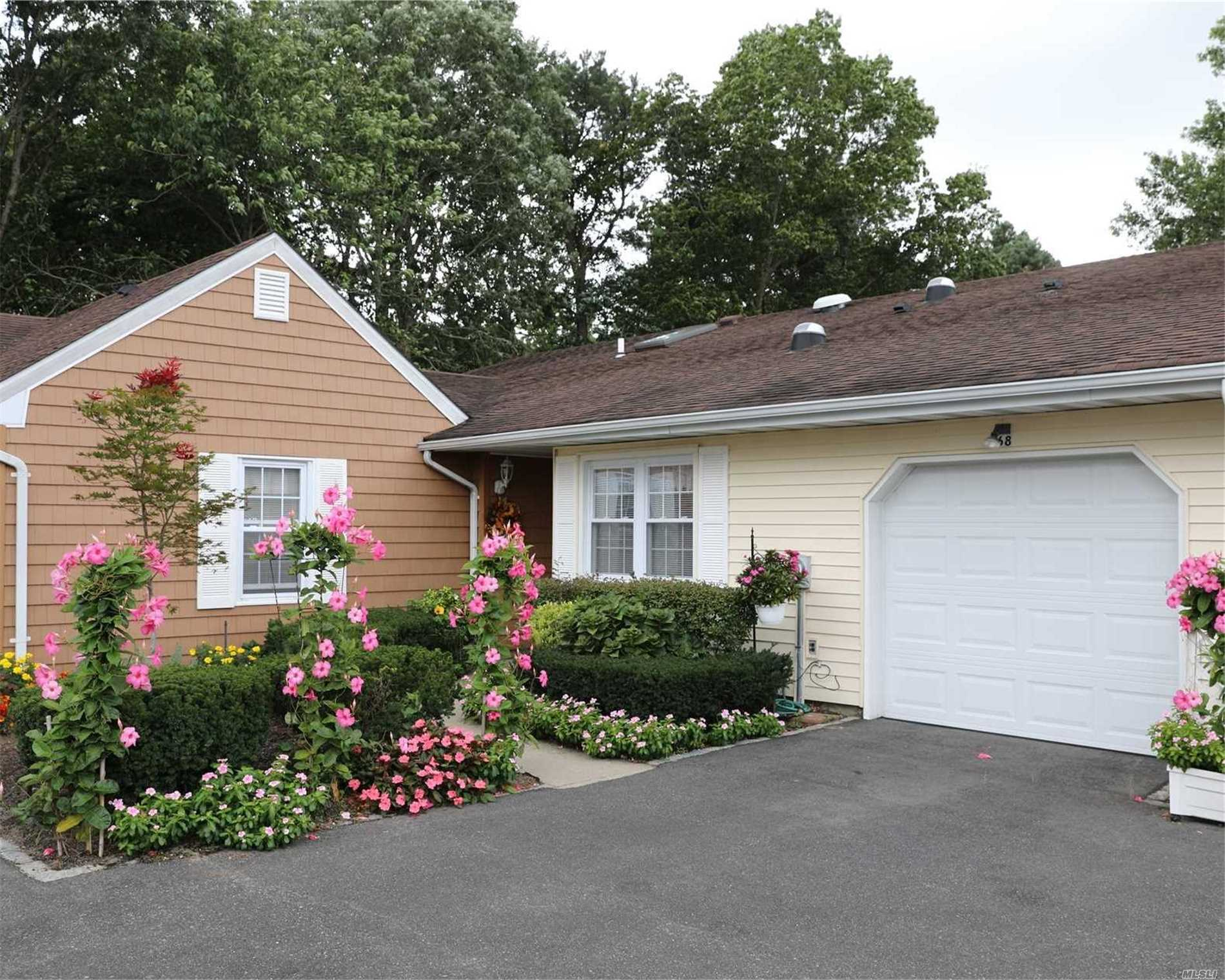 Location, Location. Immaculate, Turn Key Unit! Two Bedrooms, 2 Full Updated Bathrooms. Updated Kitchen With Year Old Appliances, All New Windows And Carpets Through Out. There Is A Lovely Private Patio With Garden. This Home Has Been Updated, Well Maintained And Loved By The Owner.