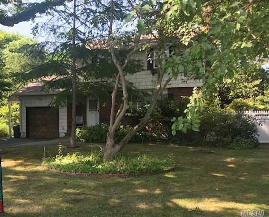 This Home Is In Full Contract As Of 7/10/18 Original Owner Classic Country Village Colonial With Tons Of Potential!~ Customize Your Dream Home In This Gorgeous Location!~