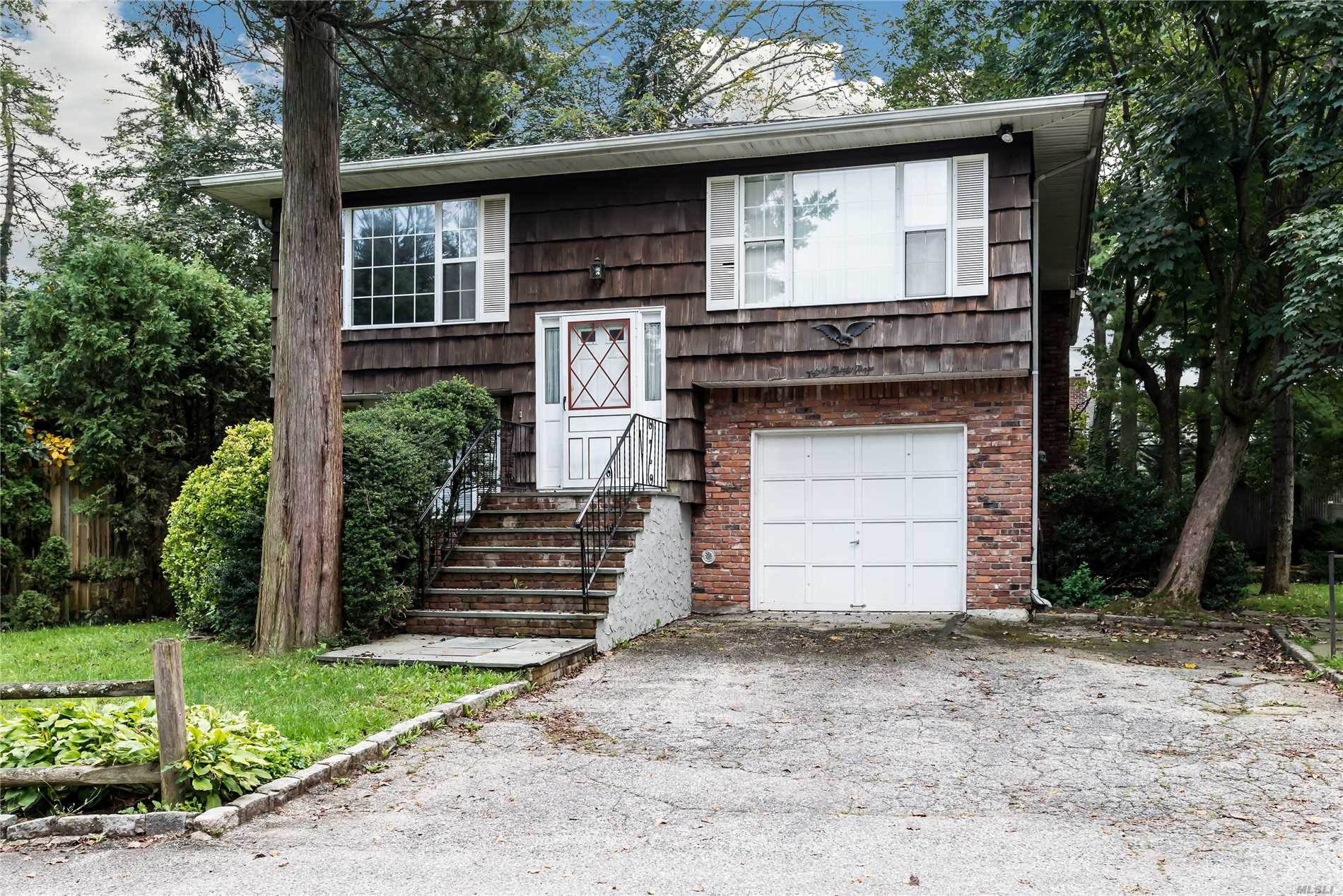 Enjoy Privacy In This Lovely Spot On A Private Road. Well Maintained Very Spacious 4/5 Br Hi Ranch. Possible Mother/Daughter With Proper Permits.Shy 1/4 Acre W/ Great Backyard Which Is Mostly Fenced In. Move Right In.
