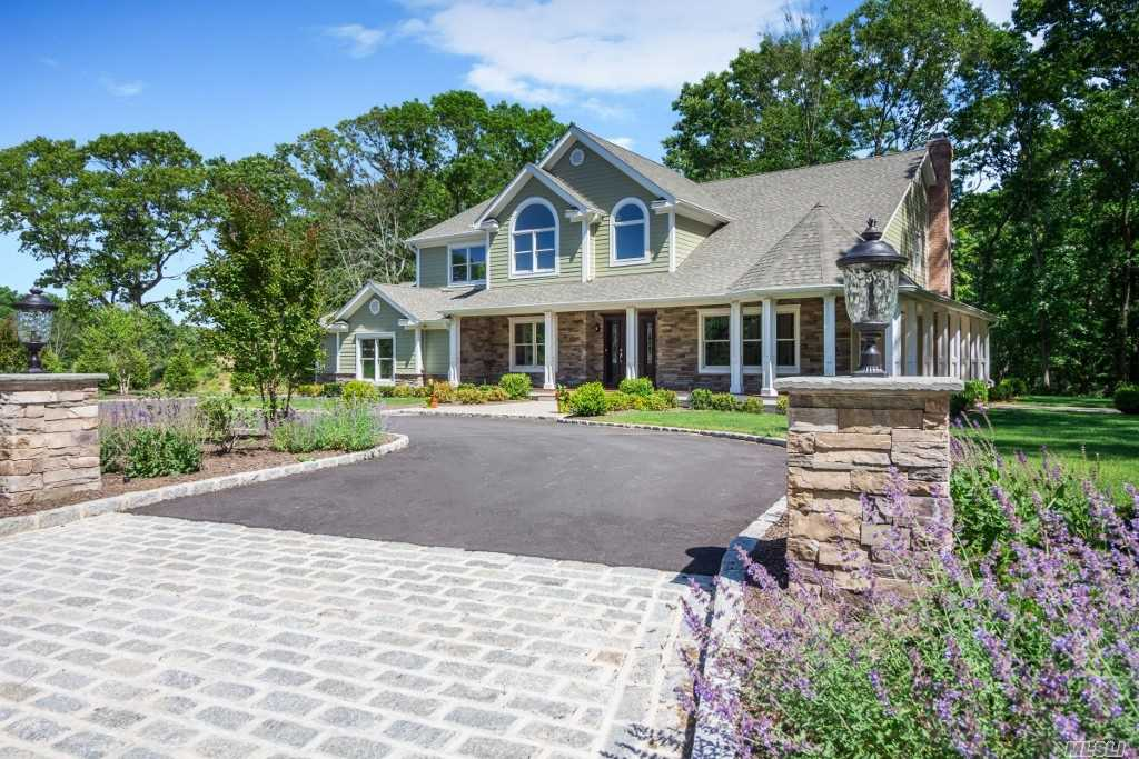 New Construction On Acre Lots, Close To All! Amazing Opportunity In Brittany Estates. Move In Ready 4400 Sq Ft Builder's Model: Gourmet Chef's Kitchen W/Ci, Ital Marble Ctrs, 5 Oak Hw Flrs, Radiant Heat Flrs, 1st Fl Bdrm Suite, Mastr Ensuite W/2 Wic, Cac, Cvac, Ing Sprinkls, Full Bsmnt W/Ose, Landscaped & Sodded Flat 1Ac, Cul-De-Sac.  New 13 Home Sub-Division, 5 Models, In Established Neighborhood. Homes Starting At $1.195M. Close To Transport/Villages/Shopping/Beaches! 1 Hr From Nyc!