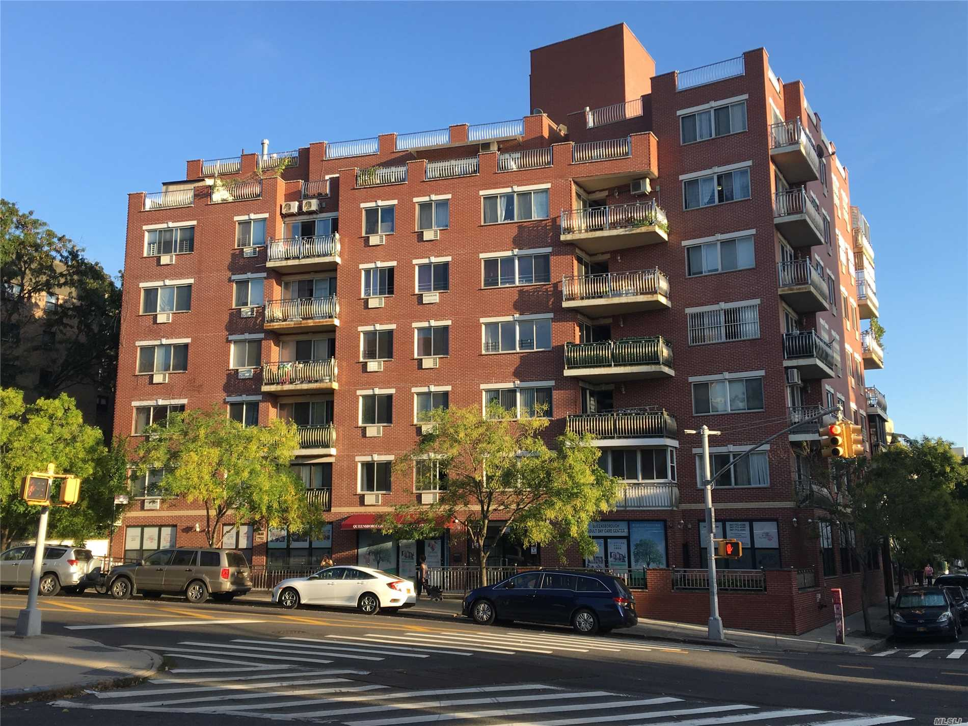 Bright Apartment With Balcony. Beautiful View In North Flushing.  9 Years Old, Still Have 6 More Years Tax Abatement. 2 Bedrooms Convert To 3 Bedrooms. Has Washer And Dryer Pipe Access In The Unit. Close To Top Schools (Ps242&Ps214), Senior Center And Supermarket. Mins To Busq25 Q34 Q44 And Express Bus To Manhattan. Convenient To All.