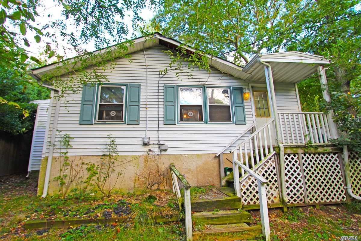 This is a Short Sale. Potential To Make This Home Your Own Cozy Cottage! In A Great Location Very Close To Long Island Sound! Improvements And Updates Made, Including A New Architectural Roof Installed In 2007, A New Riello Oil Burner Installed In 2014, Brand New Washer/Dryer In Laundry Room As Well As A Completely Renovated Full Bath With Jetted Tub. Beach Rights Included.