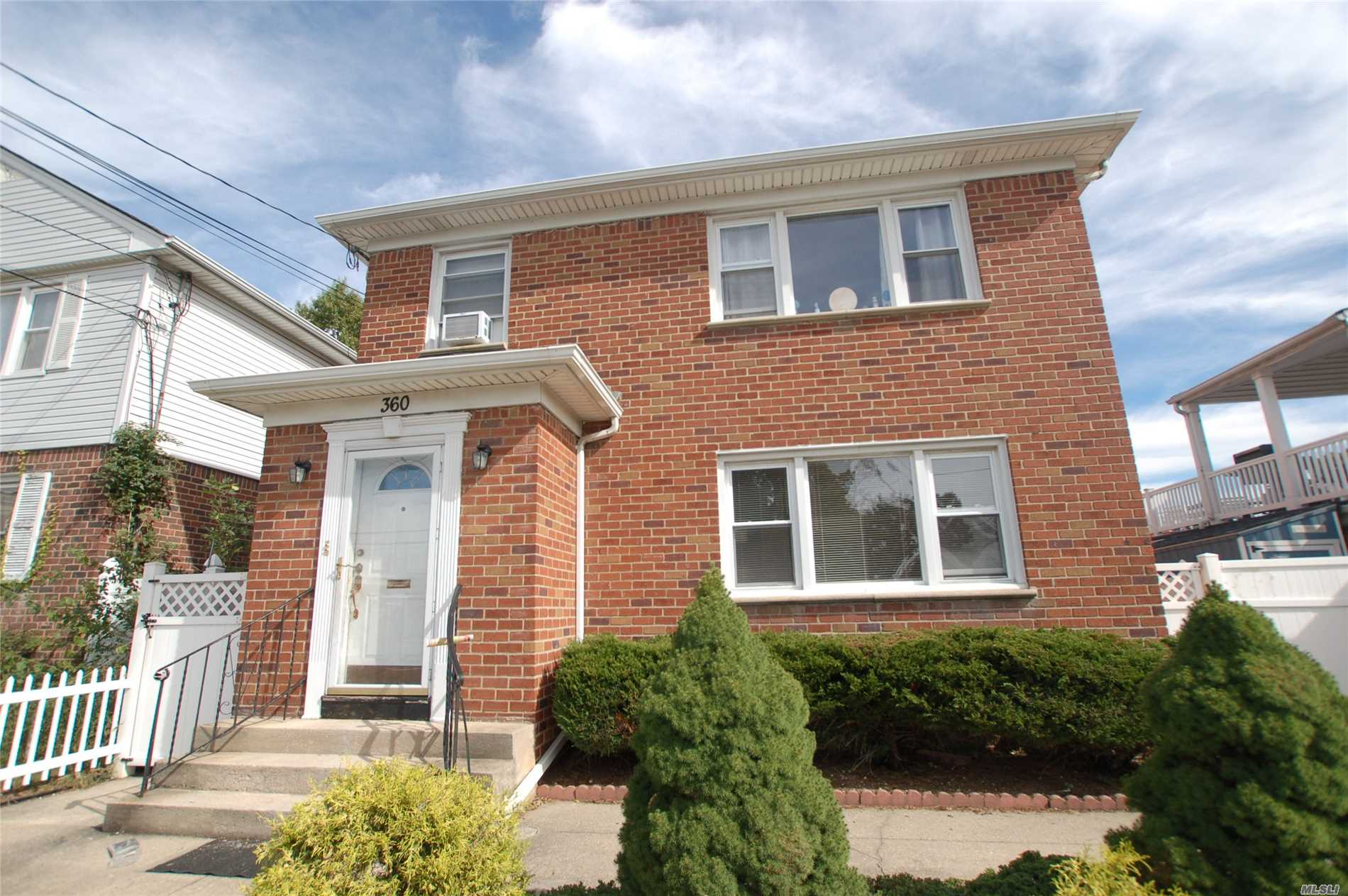All Brick, Fabulous Legal 2 Family, 6 Over 6- Excellent Condition, Walk To All. A Must See!!