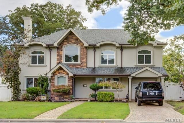 Gem Of A House - Diamond Colonial W/ All High End Finishes Throughout. Eik W/ Slate Floor & Carerra Backsplash, Wolf Oven & More. 4 Large Bedrooms W/ Lofts. Master En Suite W/ Spa Bath And Walk In Closet. Main Floor Laundry. Gym, Trex Deck, Sport Court, Lite Fixture Lift. Electric Car Driveway Ready And Much More!!!!!