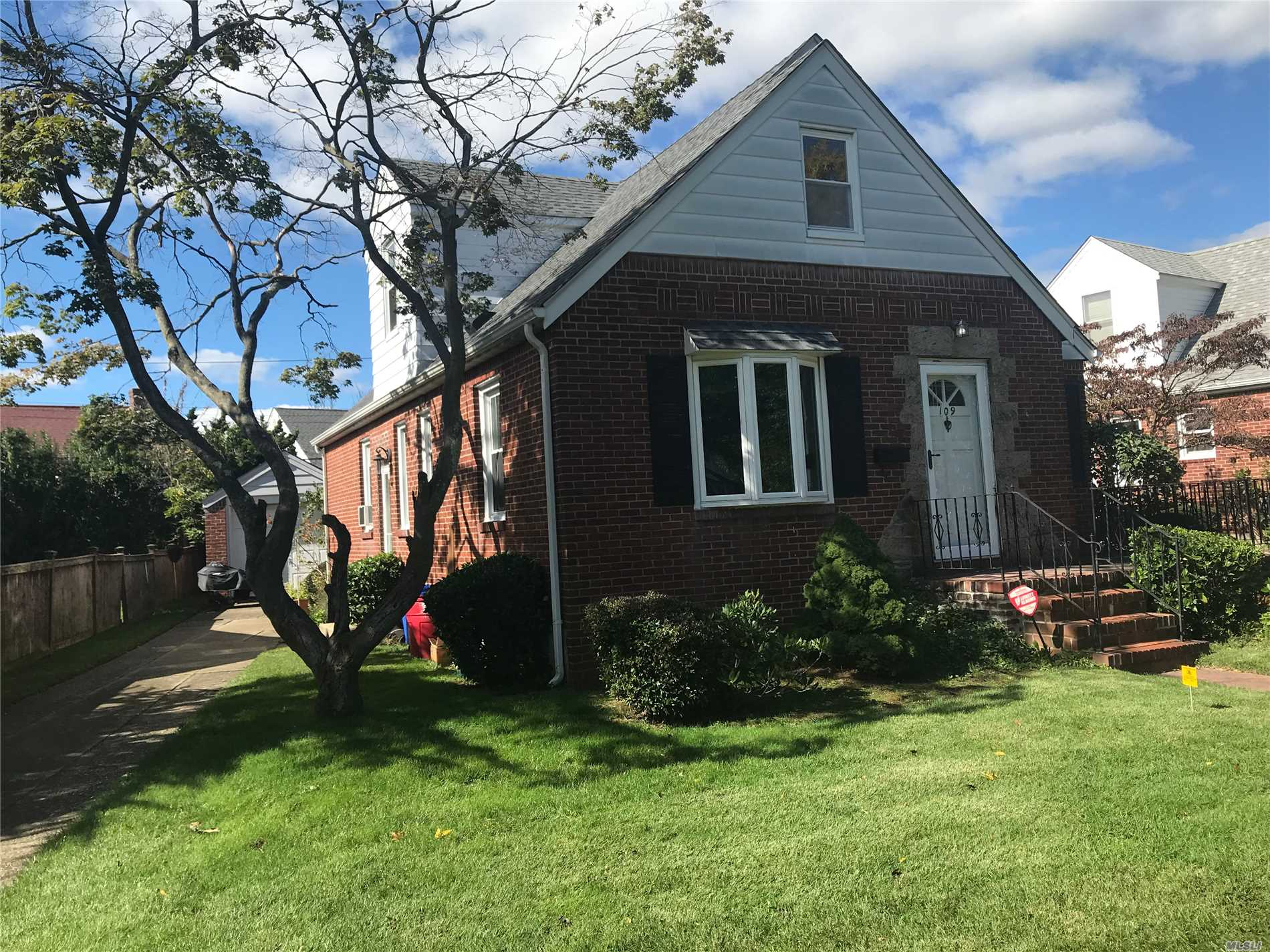 Solid Brick Home In Quiet Neighborhood; North Of Hillside Ave. Convenient To All; Update This Charmer To Make It Your Own.