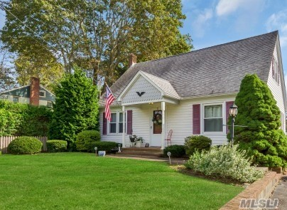 Adorable 4 Bedroom 1.5 Bath Home In The Heart Of Mattituck. Close To Train, Love Lane And Veterans Memorial Beach. Large Backyard With In Ground Pool If Tenant Wants To Open And Maintain. House Is Newly Updated And Comes Fully Furnished. This One Won't Last! Year Round Rental.