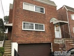 Lovely Two Family Brick Colonial For Sale In Bayside. Feautures Two, 3 Bedroom Apartments On Each Floor, With 2 Full Baths, Living Room, Formal Dining Room, And Eat-In-Kitchen. Family Room, 1 Full Bath And 2 Car Garage On Ground Floor. Next Door To Lirr And Bell Boulevard. R4 With C1-2 Overlay. A Must See!