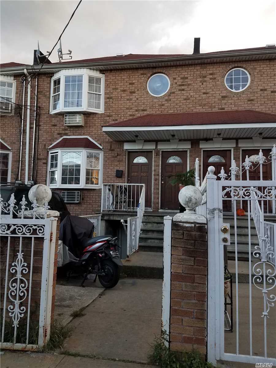 2 Fam 3Br+3Br+ Fin Bsmt, Pvt Parking On The Front , Nice Backyard. 2003 Construction. All Information Is Deemed Reliable And Must Be Re-Verified By Purchaser(S).