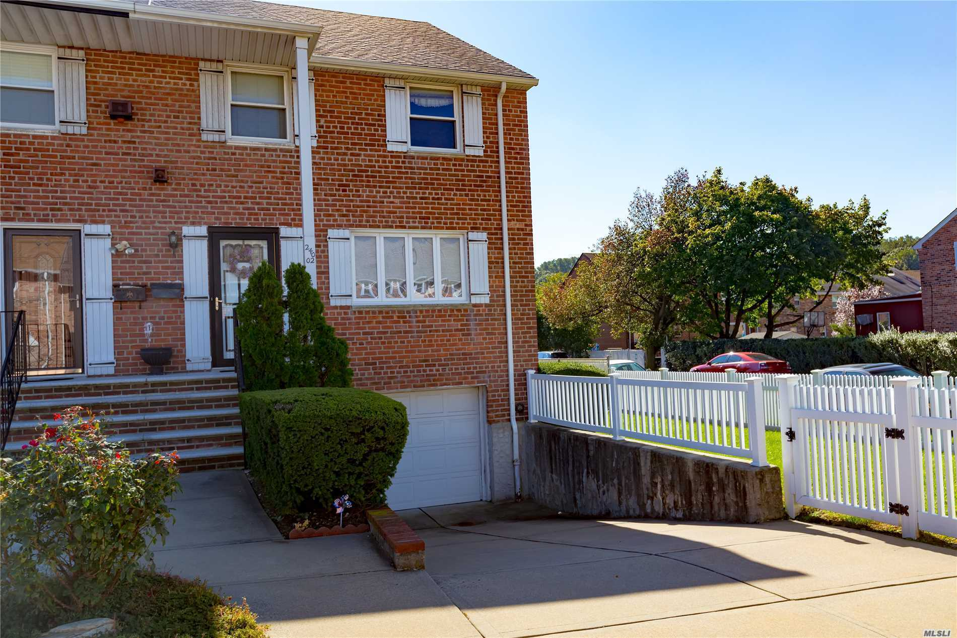 Stunning Corner Property With Great School District, Elementary Ps 221, Middle School Louis Paster, Benjamin Cardozo High Schoo.L Spacious Single Family Home, Located On A Conveinient And Quite Street. Huge Backyard, Large Bedrooms, Walking Distance To The Train Station. Lirr Cream Puff Line. 20 Min To Nyc.A Must See! Wont Last!
