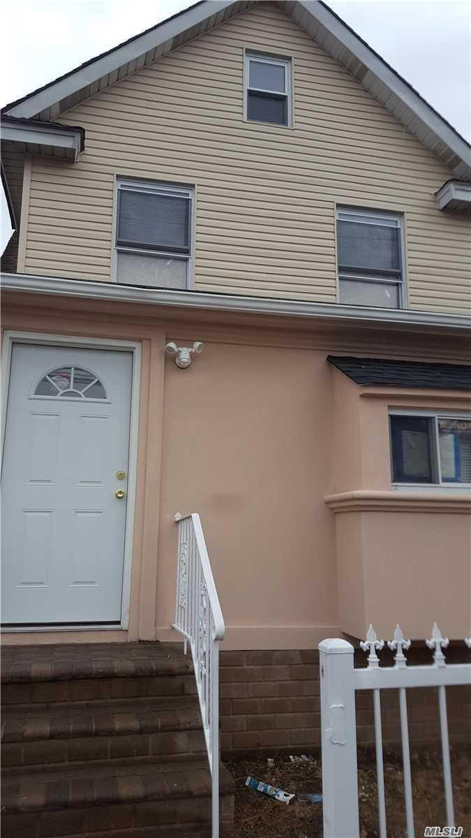 Totally Renovated Diamond Condition, Hardwood Floors, New Bathroom & Kitchen. All Information Deemed Reliable, Must Be Re-Verified By Purchaser(S).