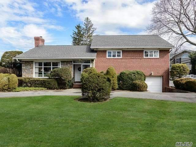 Available For November 1 Occupancy. Spacious Split Level In The Estates, Convenient To Lirr And Schools. Sunny And Bright 3 Bedrooms, 2.5 Baths, Den, 3 Season Porch With Wood Burning Stove, Partially Fenced Private Yard With Patio, Circular Driveway.