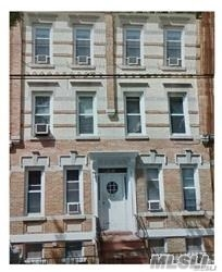 This Unit Is Located In A 6 Family Dwelling, Railroad Style Unit, Walking Distance To All. The Property Is Located 3 Blocks From The Forest Avenue Stop On The M Train. The Unit Consists Of 3 Br's, Lr, Eik And Full Bath. The Unit Comes With A New Fridge & Stove, Full Background And Credit Required, And Proof Of Income, Very Good Credit A Must. Tenant To Pay For Cooking Gas And Electric, Heating And Water Included. 1 Month Rent, 1 Month Security Deposit & 1 Month Real Estate Fee