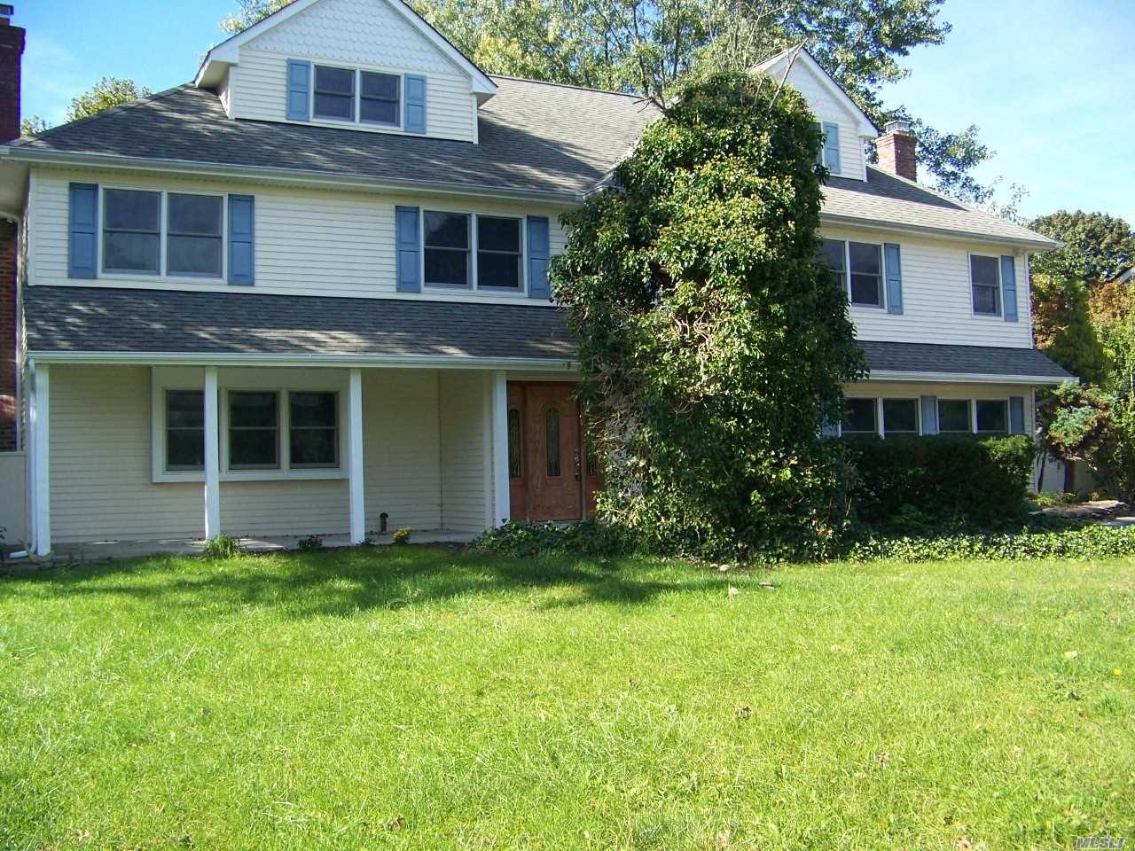 Spacious Renovated Colonial With 4 Bedrooms And 2.5 Bath. Updated Kitchen And Baths, New Carpet, Freshly Painted, Large Kitchen With Dining Area. Ig Pool. Just Unpack You Bags!Close To Shopping, Transportation And Major Roadways