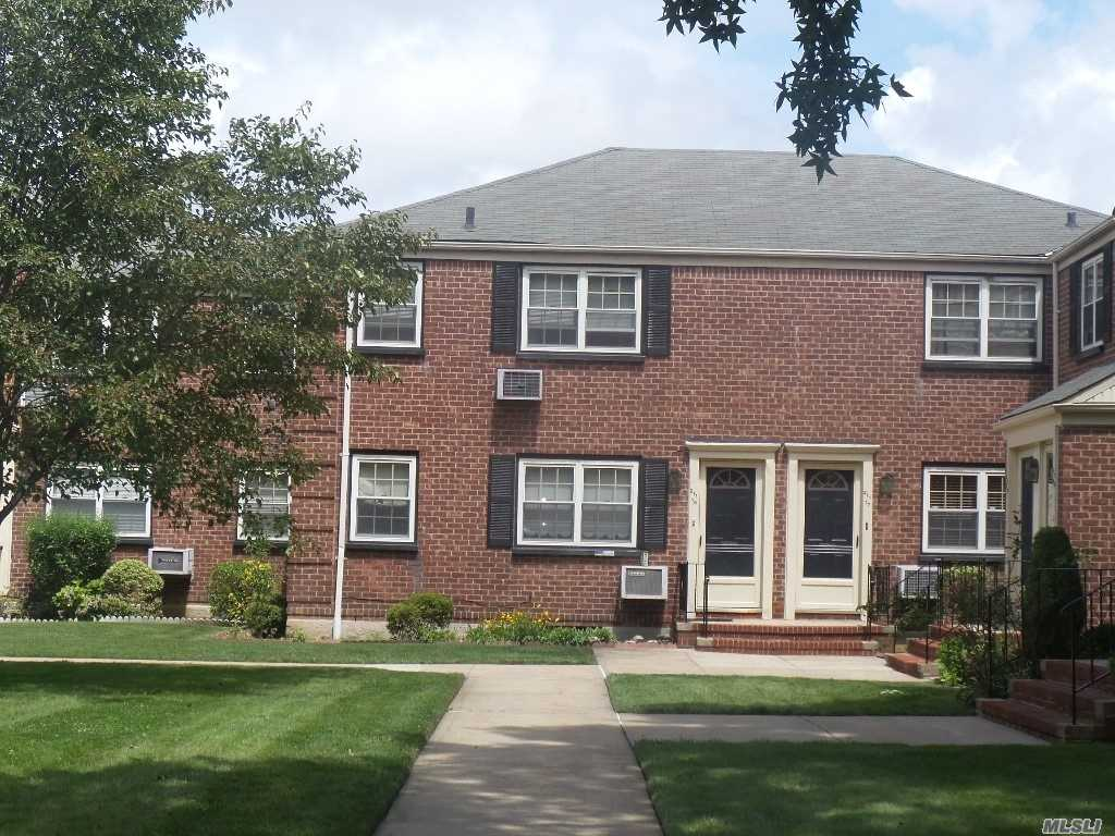 Co-Op Unit With Large Bedroom, Kitchen, And Full Bathroom. Prime Location In Bayside. Low Maintenance. Parking Available On Site. Laundry Room And Social Room Amenities. Bayside School District.