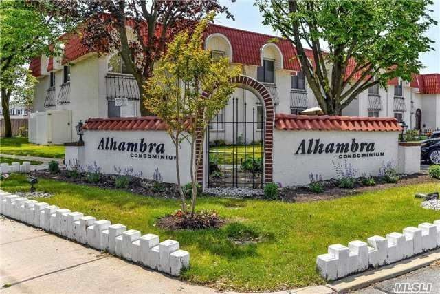 Alhambra Condominium. Updated 2 Br Duplex W/ Private Patio, Living Room, Dining Room, Updated Kitchen And Bath, Very Large Mb, W/D In The Unit, Cac. Condo Amenities - Pool, Gym, Party Room And Sauna. Storage Room. Close To Shopping & Beaches. Comm. Charges Incl. Heat, Water And 1 Park. Spot, Second Is Waiting List