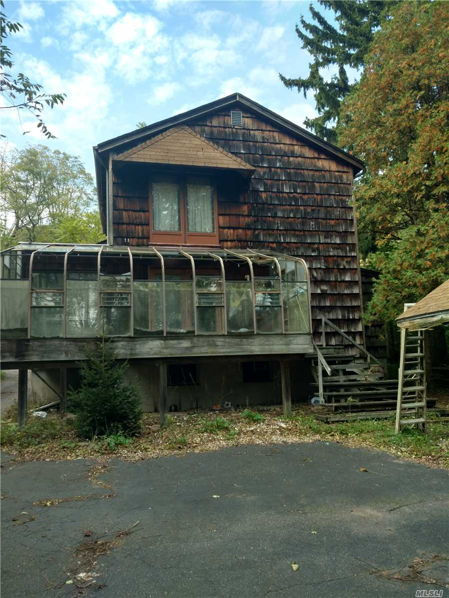 House In Very Poor Condition. Sold As Is