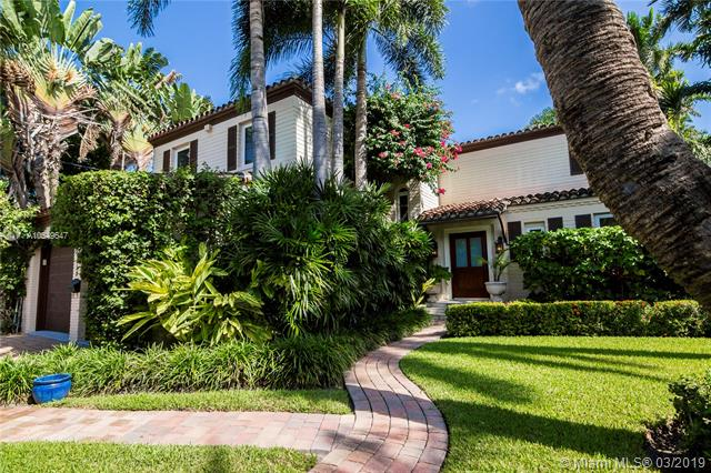 Beautiful 5Br/4+1Ba 2-Story Home Located On Highly Sought After N Bay Rd In Miami Beach. Home Has 3600 Sq. Ft. With Abundant Living Apace & Open Floor Plan, Perfect For Entertaining. Large Hurricane Impact Windows Look Out To The Pristine Pool And Lushly Landscaped Patio Area. Fully Equipped Modern Kitchen Offers Dual Access Entry From A Set Of Back Stairs & Into Formal Dining Room. All Bedrooms Upstairs, 2 Car Garage, 8500 Sq. Ft. Lot. This One Has It All, Close To Beaches & All The Miami Beach Has To Offer.