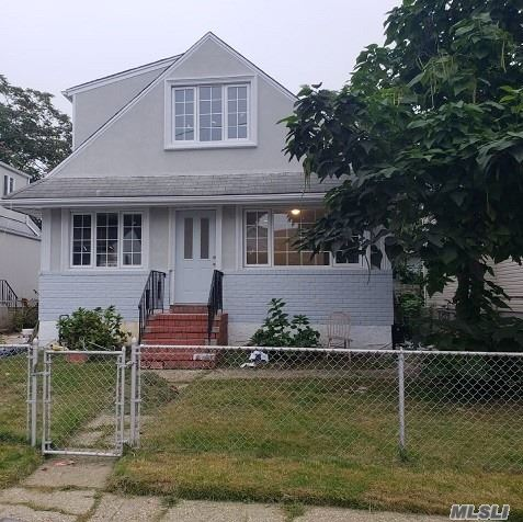Huge Detached One Family Located In Excellent Neighborhood - Close To Hempstead Tpke, Shopping Areas And Public Transportation.