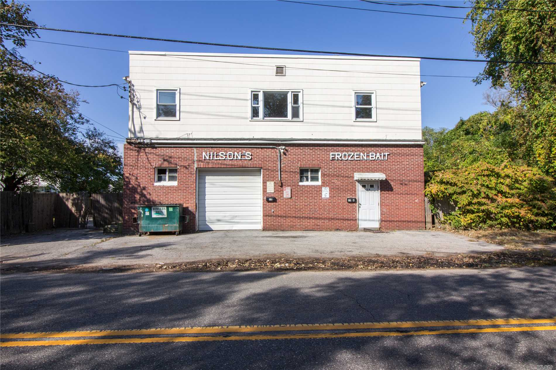 Mixed Use Property With Income Potential! Approx. 3000 Sq. Ft. Of Business Use On The Ground Level With 3 Large Walk-In Freezers, An 8'9 Garage Door As Well As Office And Bathroom On The First Floor And A Fenced-In Yard. The Second Floor Consists Of A 1, 320 +/- Sq. Ft., 3 Br Rental Apt.